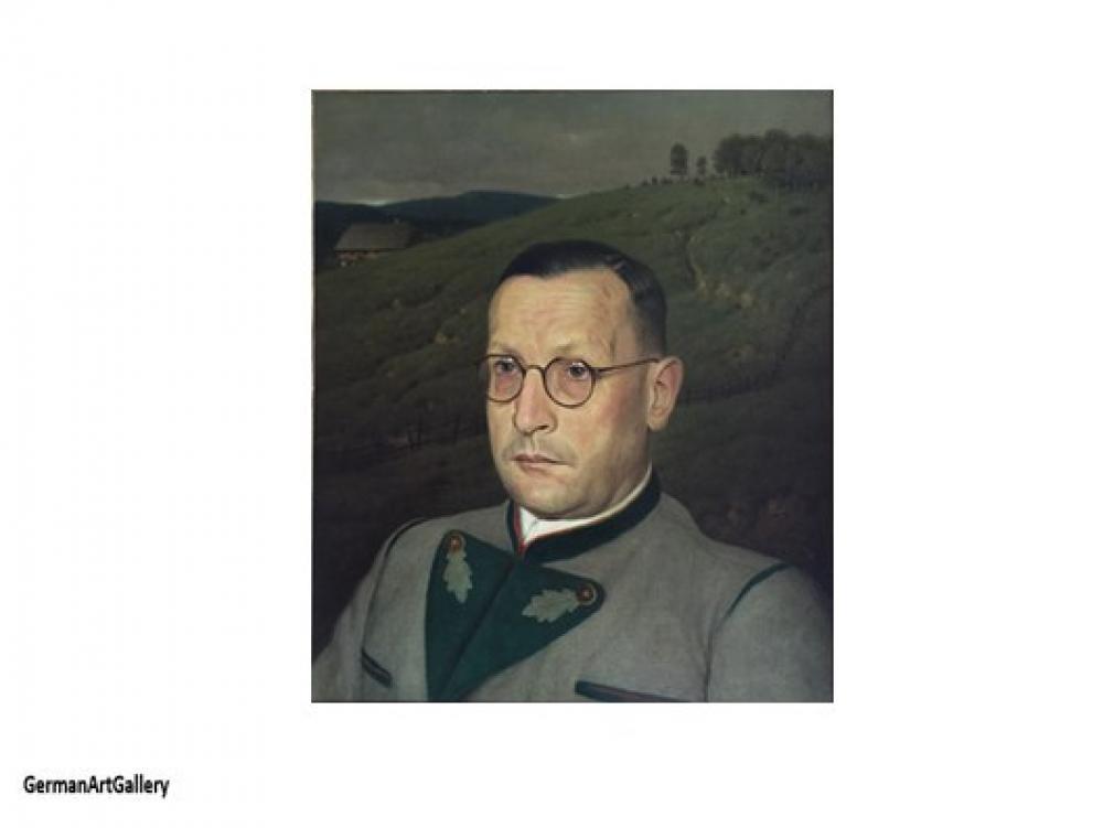 Adolf Wissel, Förster