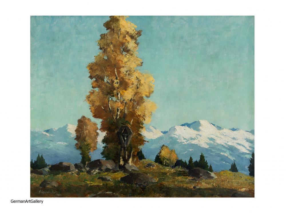 Alfons Schneider, Karwendel