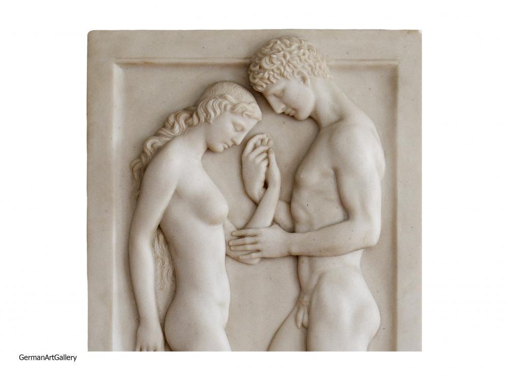 Arno Breker, Du und Ich (original marble)