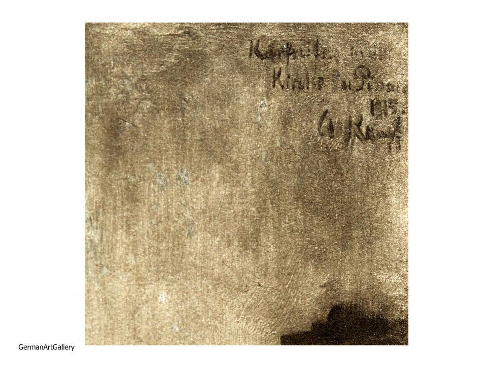 Arthur Kampf, Good Friday