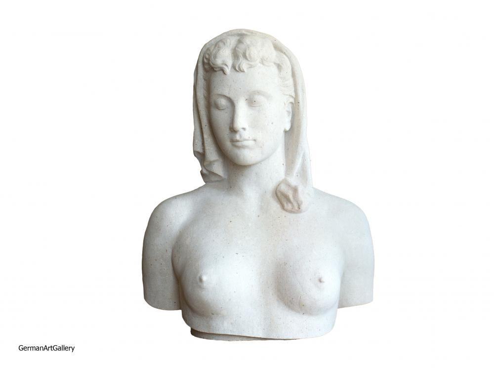 Ernst Reiss-Schmidt, Adagio (untersberger marble)