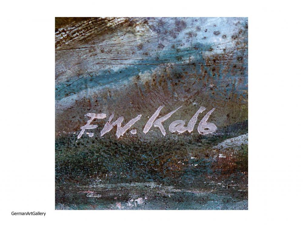 Friedrich Wilhem Kalb, Pandora