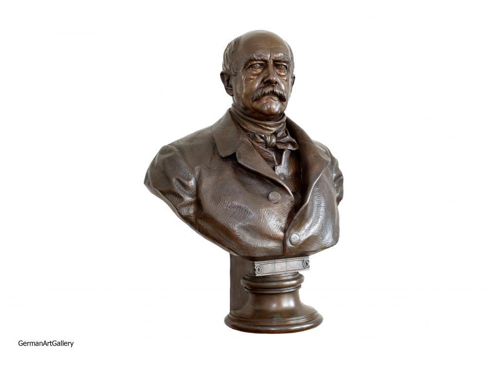 Fritz Schaper, Otto von Bismarck