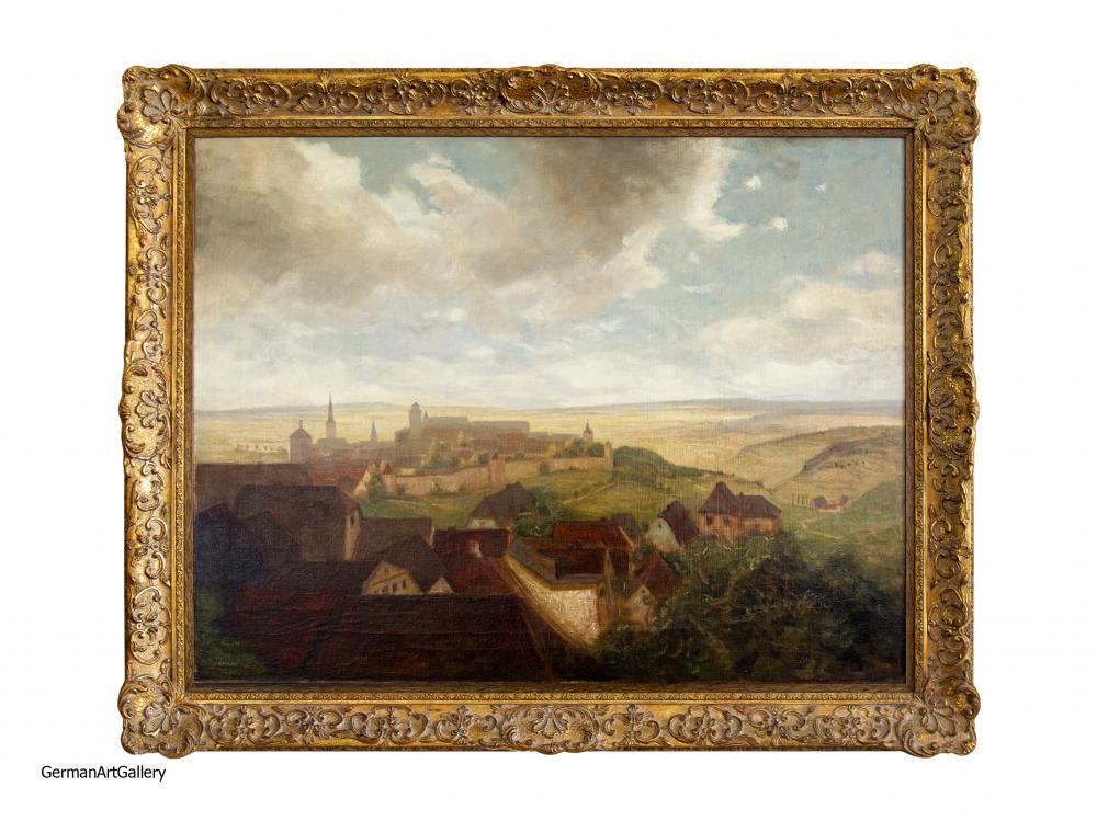 Hermann Gradl, Rothenburg ob der Tauber
