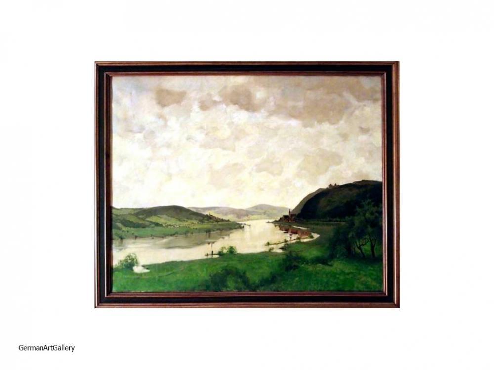 Hermann Gradl, Rothenfels am Rhein