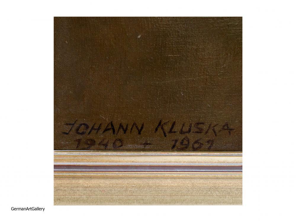 Johann Kluska, Venus