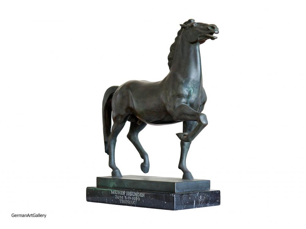 Josef Thorak, Schreitendes Pferd