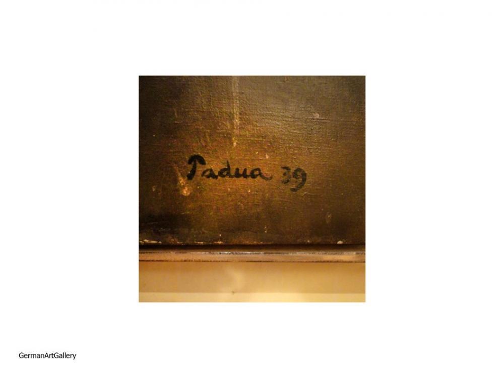 Paul Mathias Padua, Der Führer Spricht